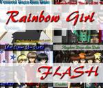 Rainbow Girl: All Boys Edition