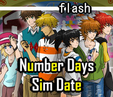 Number Days Sim Date by Pacthesis