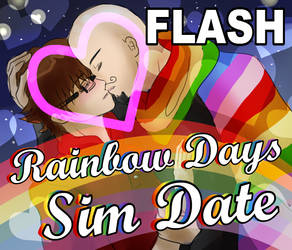 Rainbow Days Sim Date by Pacthesis