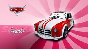 Cars - Syrenka (FSM Syrena) Wallpaper by GregKmk