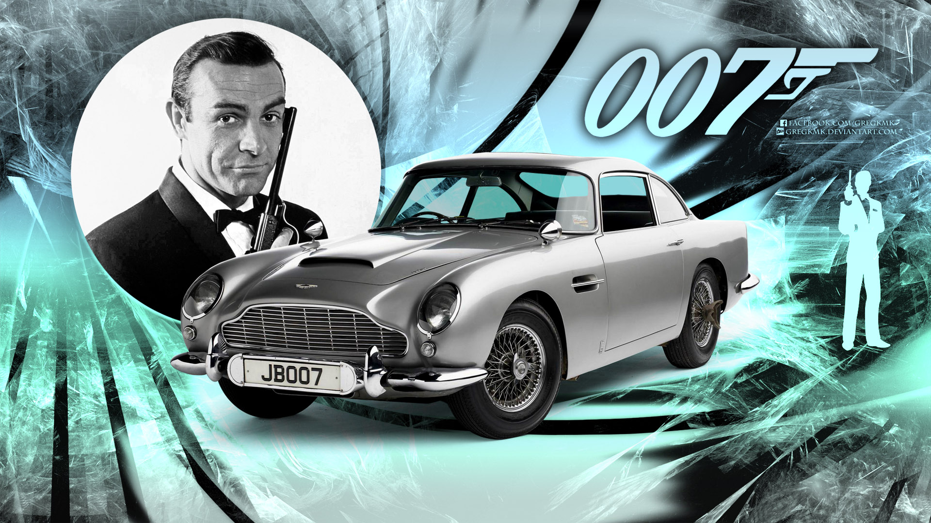 stamps and wallpapers on 007-club - deviantart