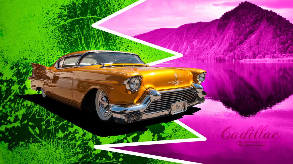 Cadillac Eldorado Wallpaper by GregKmk