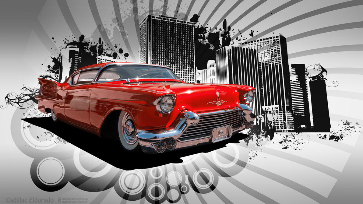 Cadillac Eldorado Wallpaper 2 by GregKmk