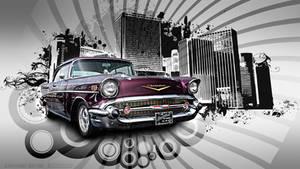 Chevrolet Bel Air Wallpaper 2
