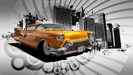 Cadillac Eldorado Wallpaper 3 by GregKmk