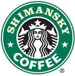 Starbucks coffee logo psd