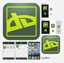 iOS App Icon Template [2.1]