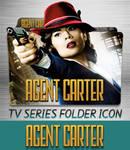 Agent Carter Folder icon