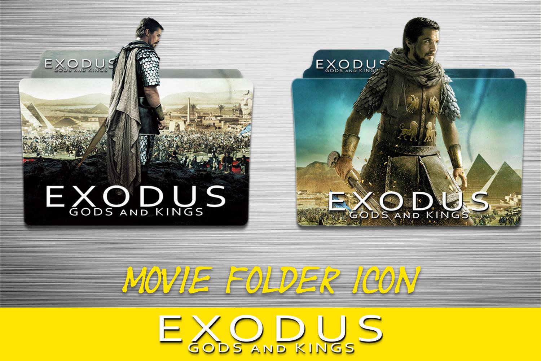 Exodus Gods And Kings 2014 Folder Icon Pack By Ahmternbrs60 On Deviantart