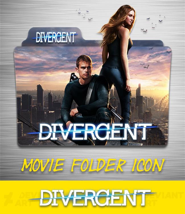Divergent 2014 Folder Icon By Ahmternbrs60 On Deviantart