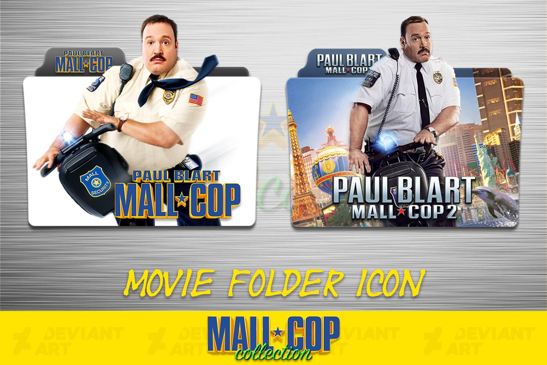 Paul Blart Mall Cop Collection Folder Icon Pack By Ahmternbrs60 On Deviantart