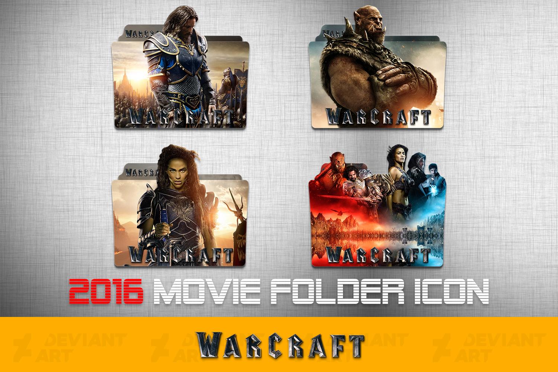 Warcraft 2016 Folder Icon Pack By Ahmternbrs60 On Deviantart