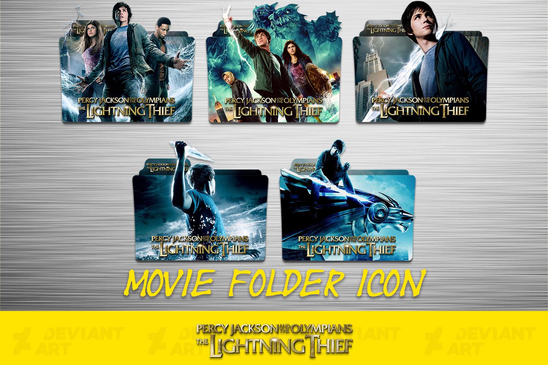 Percy Jackson 2010 Folder Icon Pack By Ahmternbrs60 On Deviantart