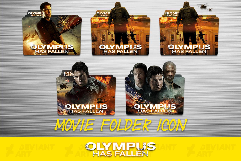 Olympus Has Fallen 2013 Folder Icon Pack By Ahmternbrs60 On Deviantart