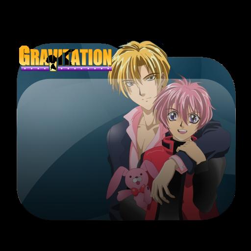 """Képtalálat a következőre: """"Gravitation anime ico"""""""