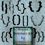 ScrappinCop Big Brackets 3