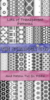 ScrappinCop Pattern set 3