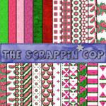 ScrappinCop Watermelons2