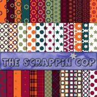 ScrappinCop Free Spirit .PAT by debh945