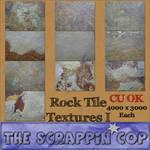 Rock Tile Texture Set 1