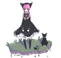 Midori by foxbleach