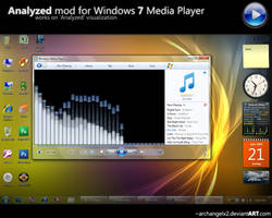Analyzed mod for Windows 7 WMP by ArchangelX2