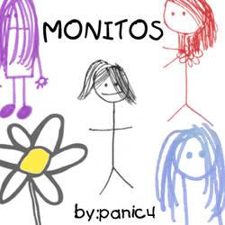 Monitos by panic4