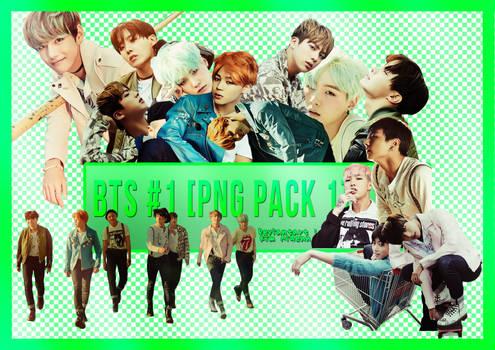 BTS#1 [Png Pack 1 by Kim Aidenn] by KimAidenn