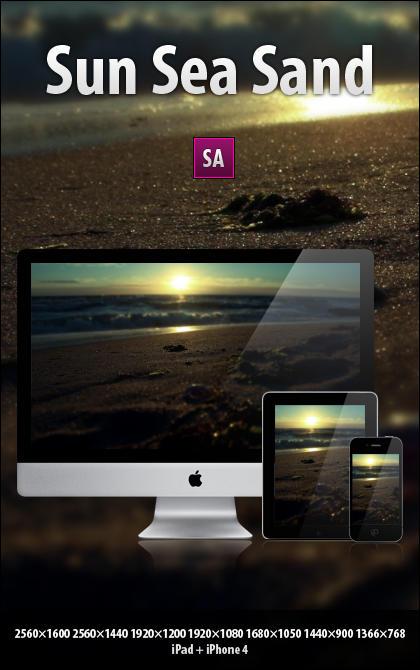 Sun Sand Sea by SloAu