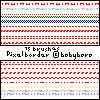 Basic Pixel Border Horizontal