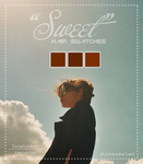 Hair Swatches-Sweet-