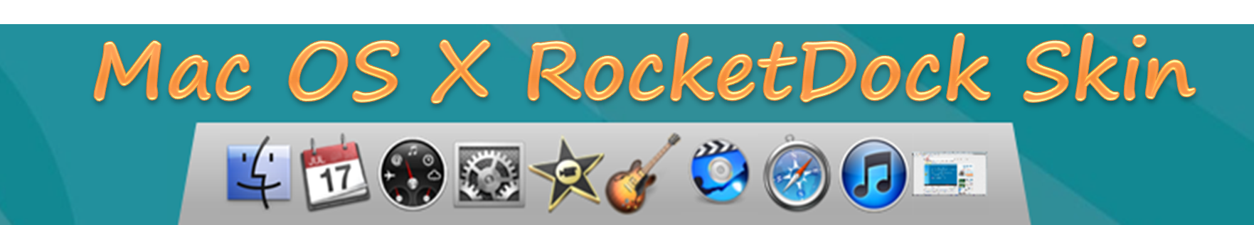 Mac os x skin for rocketdock - Mercedes gla bon coin immobilier