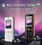 Mac Leopard for Sony Ericsson