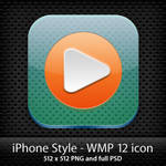 WMP 12 iPhone style icon