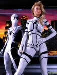 Sue Storm Bodysuit Textures / Download