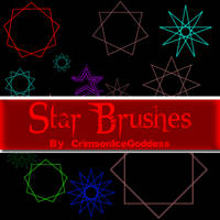 Star Brushes for Photoshop