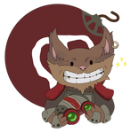 ziggs without goggles by Phantom-foxes