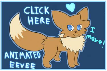 +Eevee Wobble Animation+