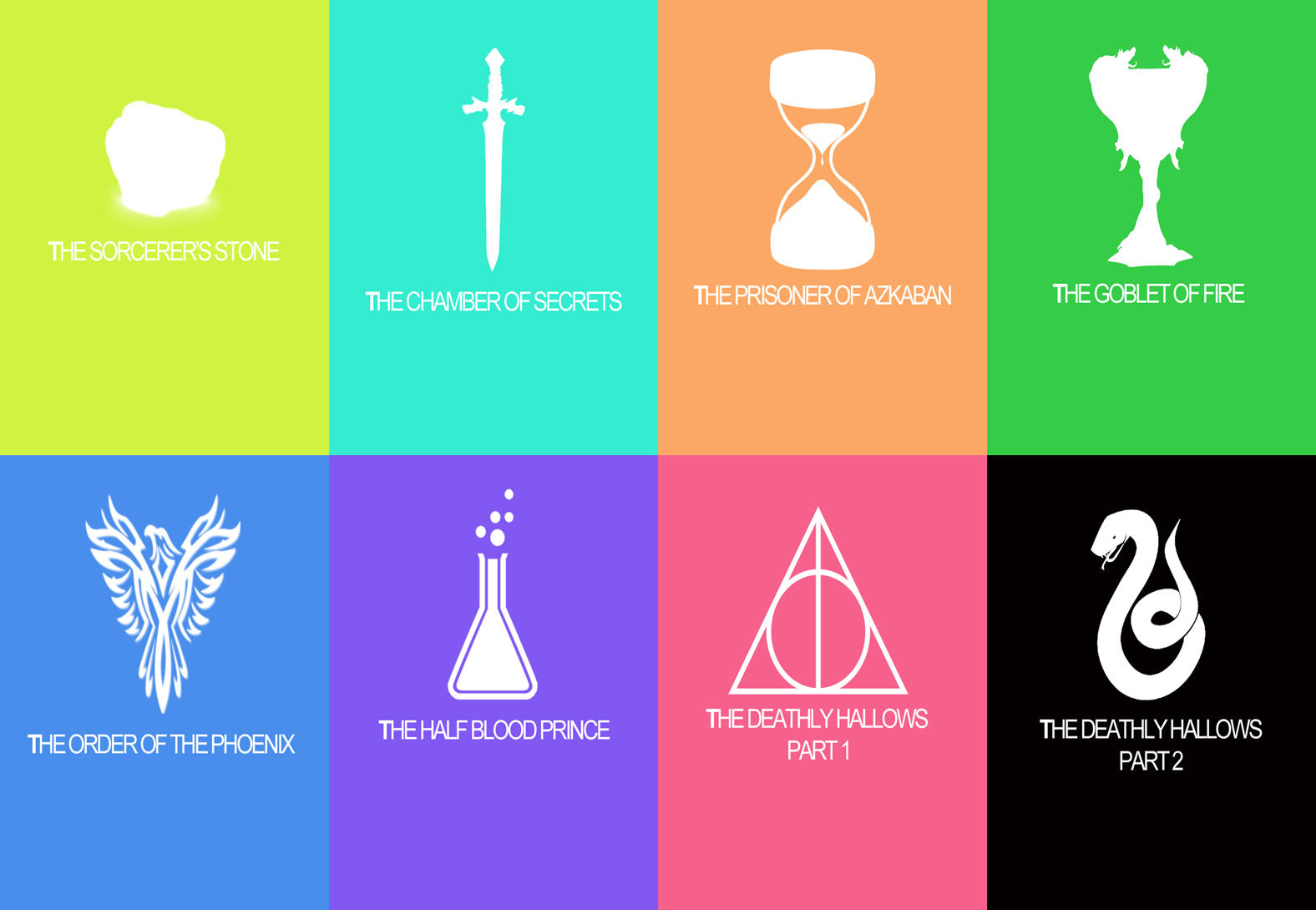 Cool Wallpaper Harry Potter Minimalistic - harry_potter_series__posters_revamp_by_athenadeniise-d5jqlno  Collection_92669.jpg