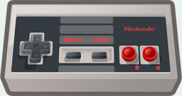 Icons: Old Skool NES by royalflushxx