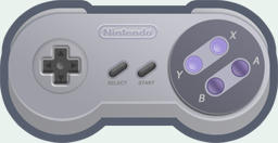 Icons: Old Skool SNES by royalflushxx