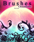 Ornaments BRUSHES