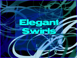 Elegant Swirls by Lou012