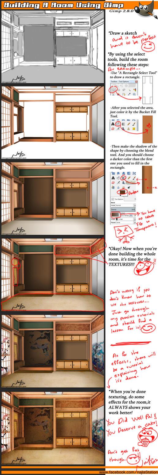 How To Build A Room By Buonopanda On DeviantArt