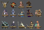 Guild Wars Dock Icon Pack