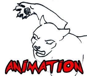 Africa Animation - Scratch