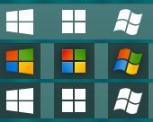 Custom Start Buttons - Colourful for Start8 by verballyencrypte