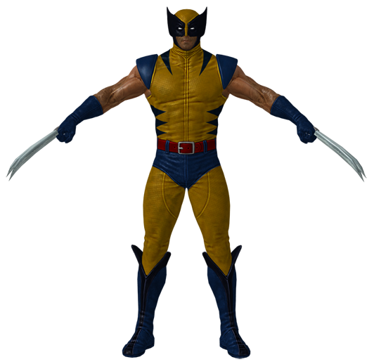 Wolverine: Classics by blufan