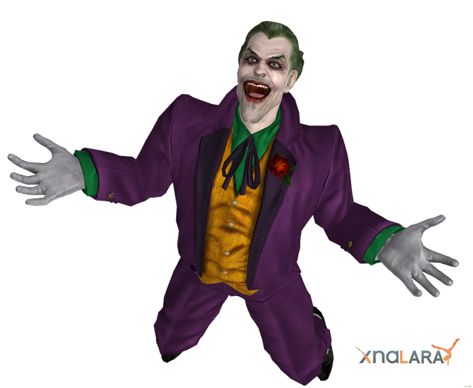 MK vs. DC: The Joker by blufan