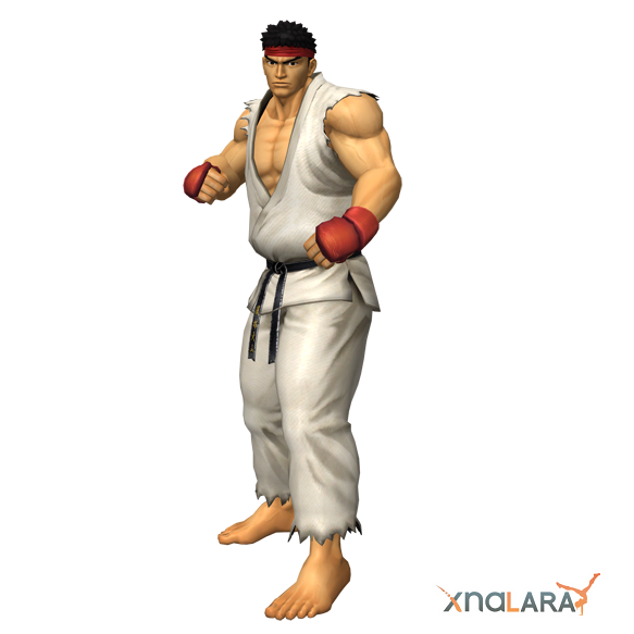Marvel Vs. Capcom 3: Ryu by blufan